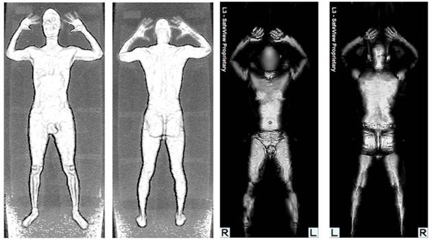 The Truth About Tsa Airport Scanning  Traveling By -6161