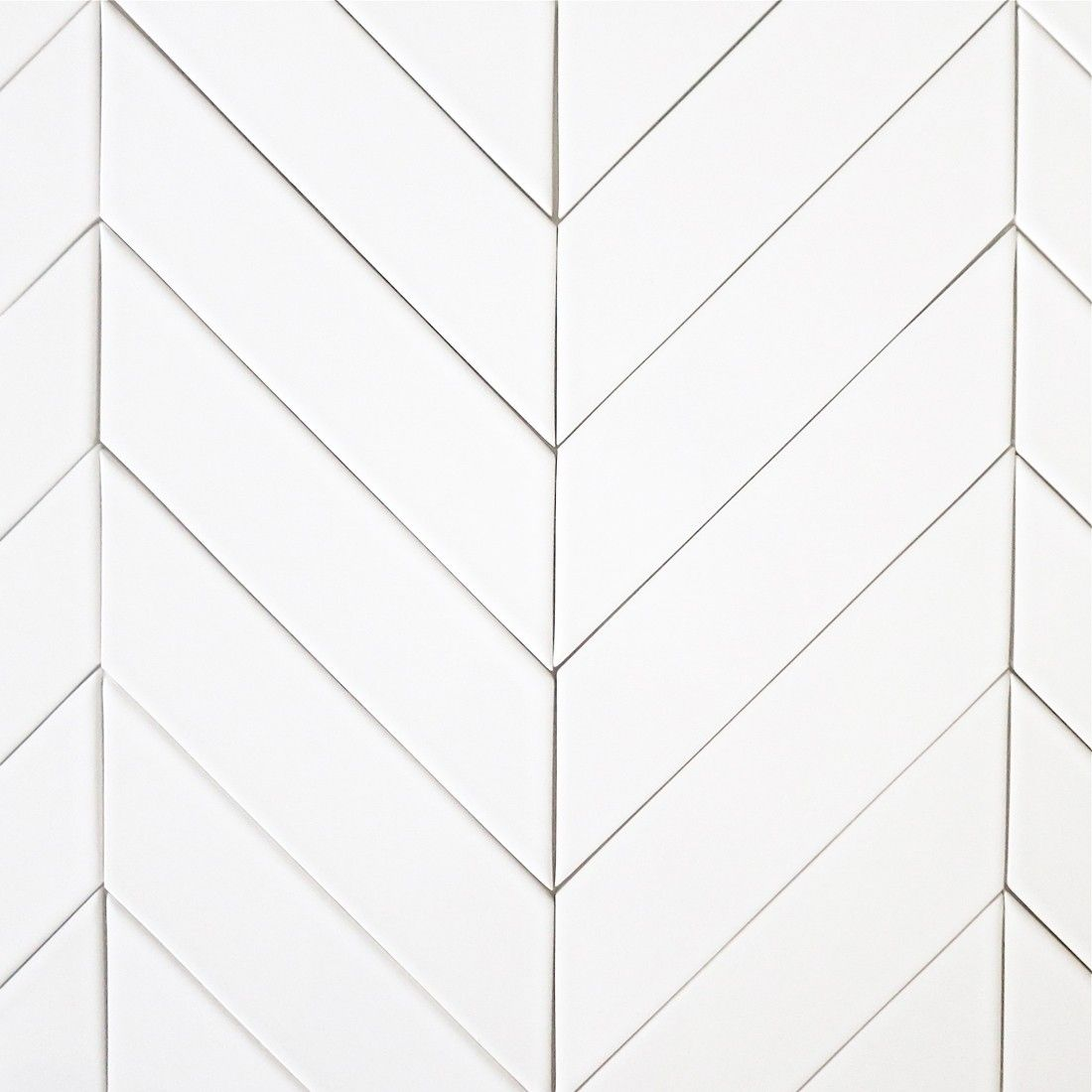 kiln ceramic chevron tile