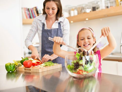 How to raise confident daughters.  8 pretty darn good ideas.