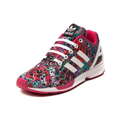 cheaper 1e9b9 404b8 Shop for Toddler adidas ZX Flux Athletic Shoe in Multi at Journeys Kidz.  Shop today for the hottest brands in mens shoes and womens shoes at ...