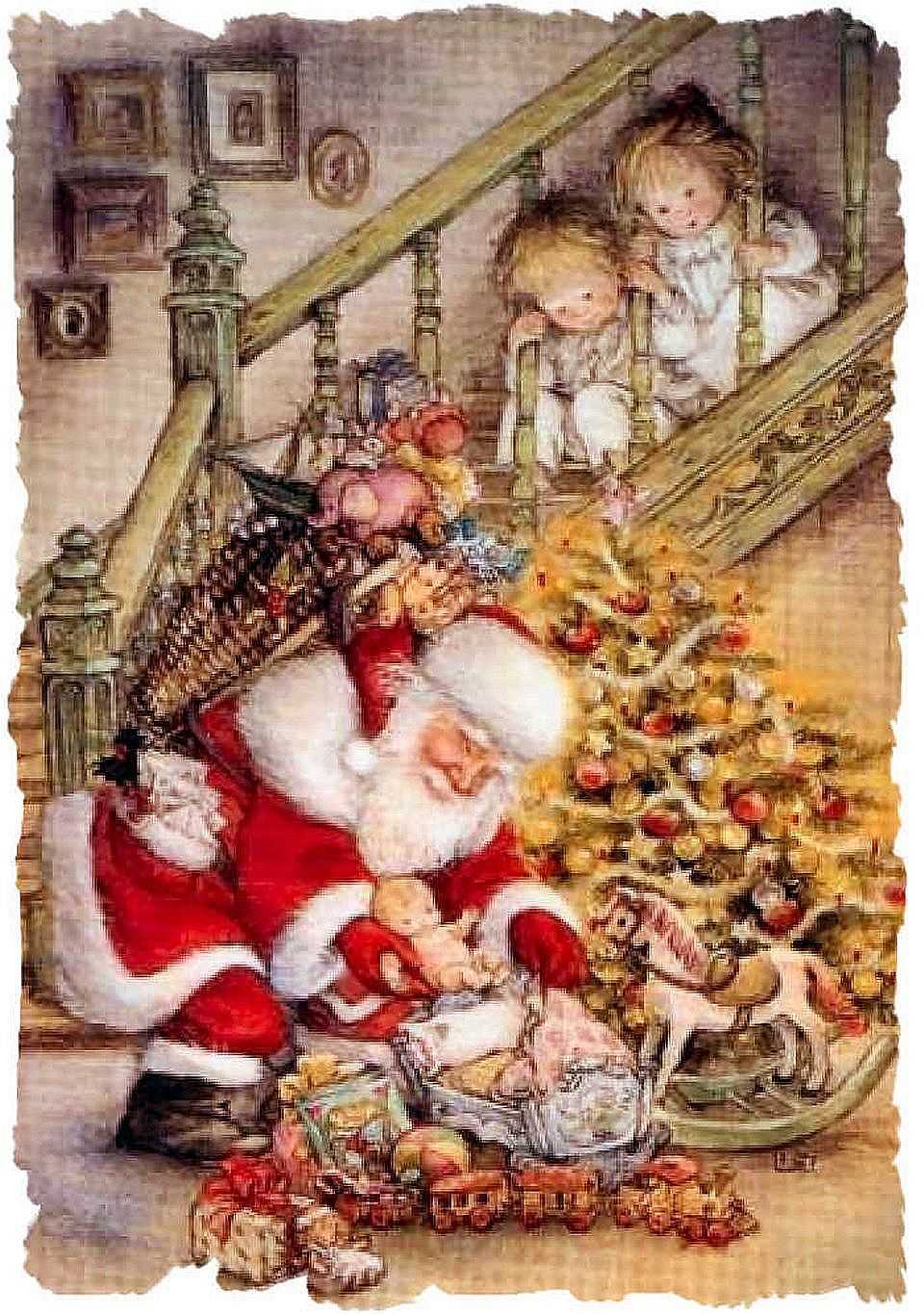 weihnachtsmann | CHRISTmas' Past | Pinterest | Boże ...