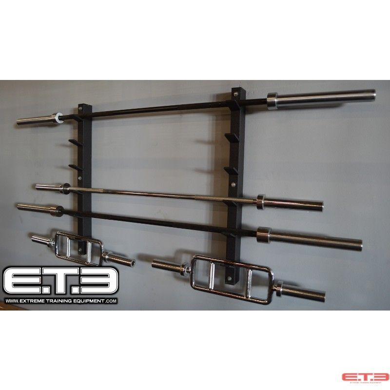 Wall mount bar holder quot tubing