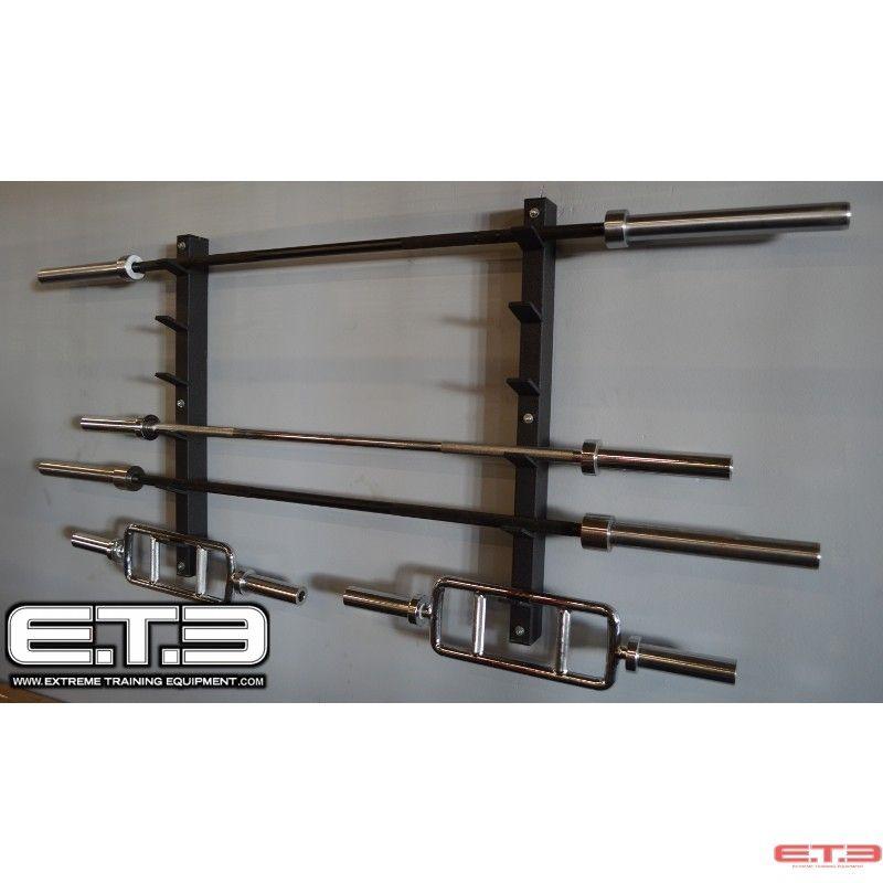 barbell rack extreme training equipment