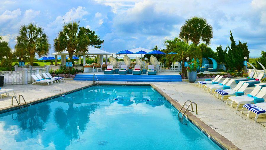 Blockade Runner Beach Resort Where North Carolina And The Atlantic Meet 300 Mi North Carolina Beach Vacation North Carolina Vacations North Carolina Resorts