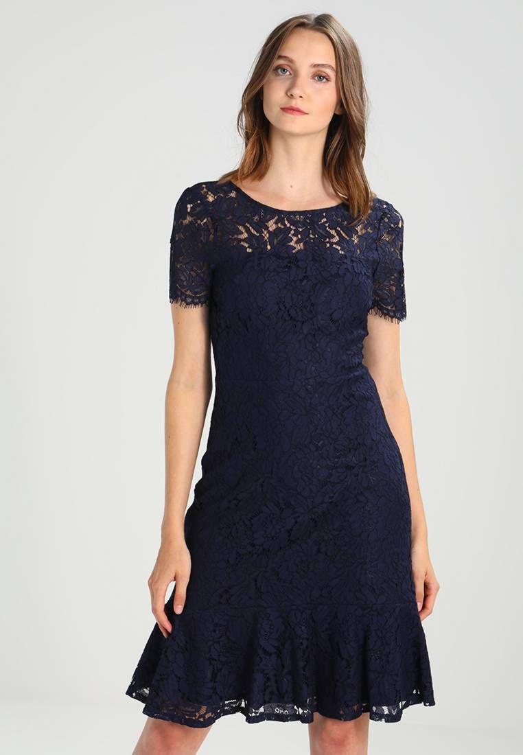 PEPLUM HEM - Cocktailkleid/festliches Kleid - ink   Wallis