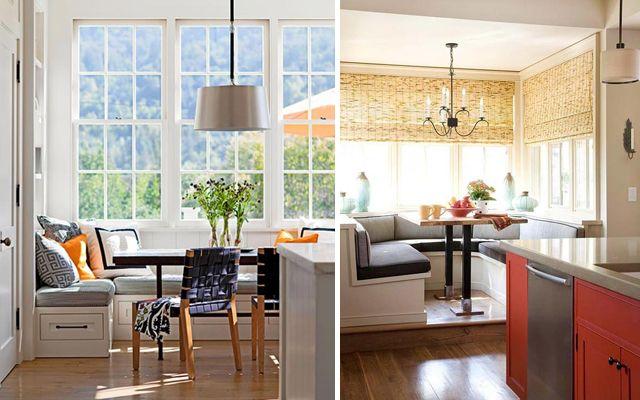 Decofilia Blog | Cocinas con office de estilo contemporáneo | Ideas ...