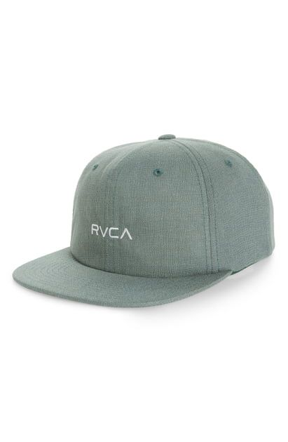 33388ce0 RVCA TONALLY DONEGAL CAP - GREEN. #rvca | Rvca in 2019 | Baseball ...