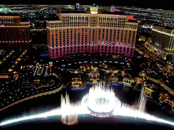 Bellagio Fountains Las Vegas Usa Tripadvisor S Most Talked About Attractions Of 2017