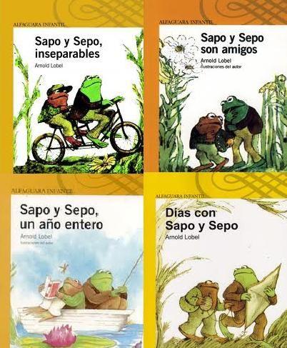 Saga de sapo y sepo 4 libros inseparables amigos un ano entero saga de sapo y sepo 4 libros inseparables amigos un ano entero fandeluxe Choice Image