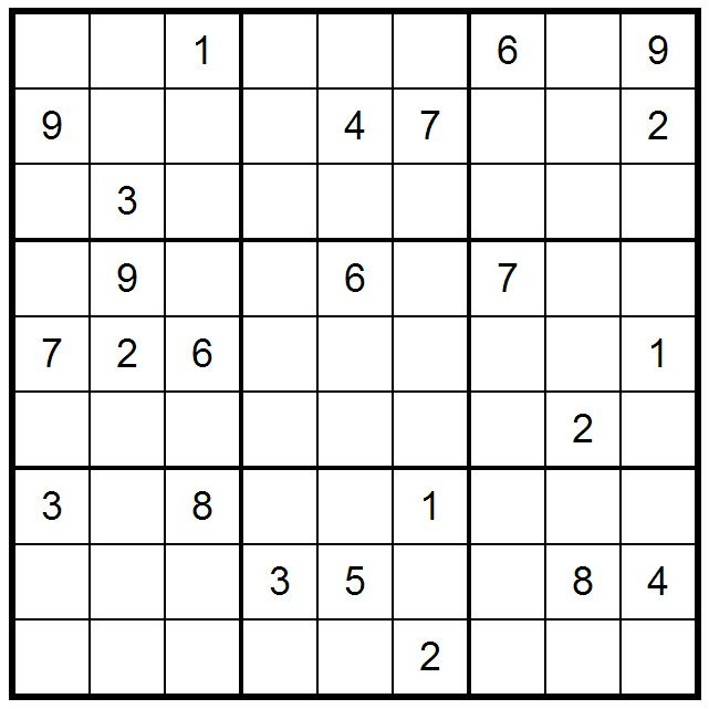 Tuesday wicked Sudoku (16/7/2013) click to play online Daily