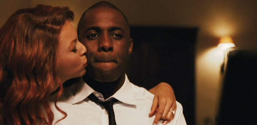 Movie: Obsessed Beyoncé and Idris Elba should be the sexiest black couple ever, but their work together onscreen tells a much duller story. Their romantic moments in Obsessed are awkward and uncomfortable to watch. This doesn't bode well for the film since the viewers are greeted with their romance at the outset.