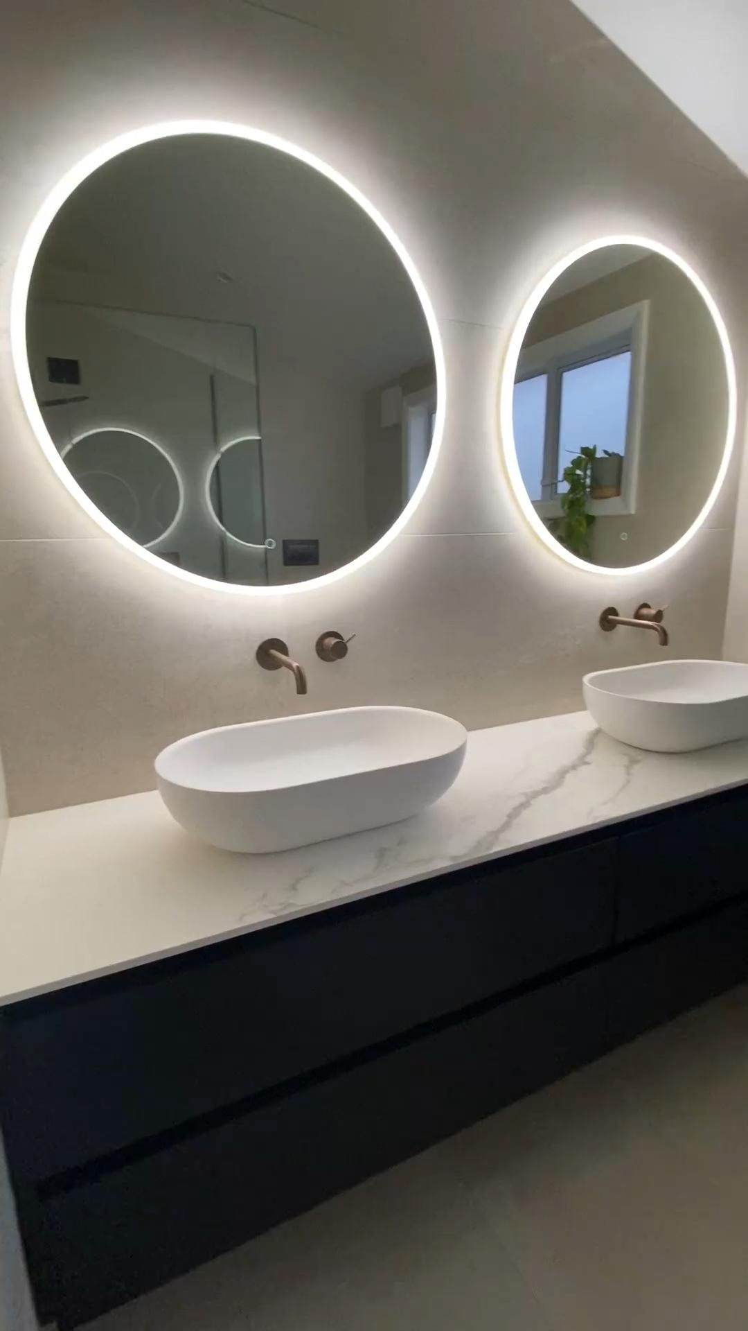 Photo of Modern Bathroom Mirror Idea