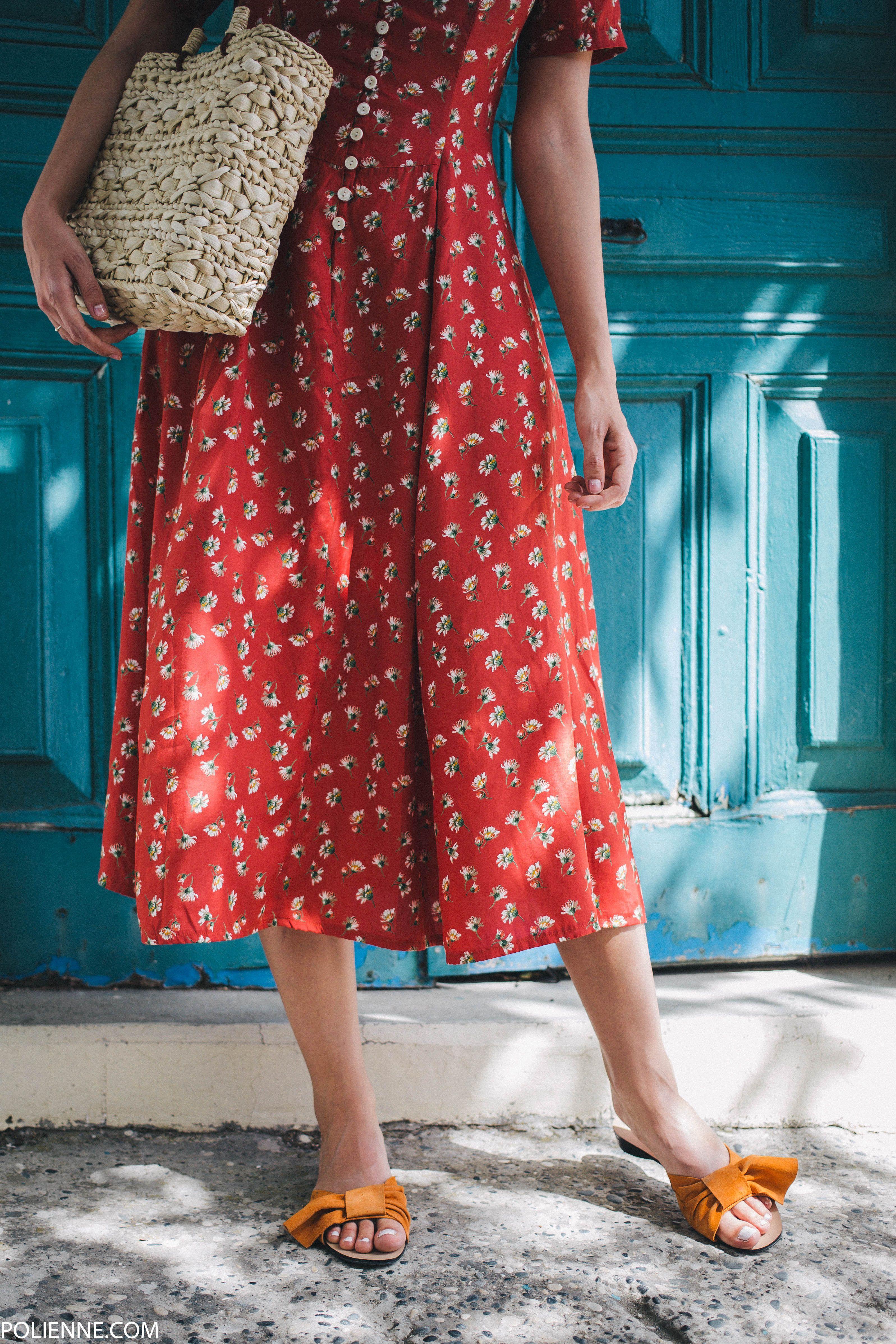 That Vintage Summer Dress Polienne Vintage Summer Dresses Summer Dresses Fashion [ 4791 x 3194 Pixel ]