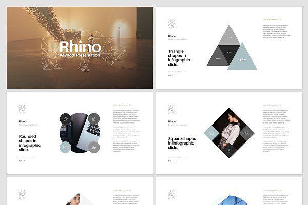 Rhino Keynote Presentation + BONUS - Presentations