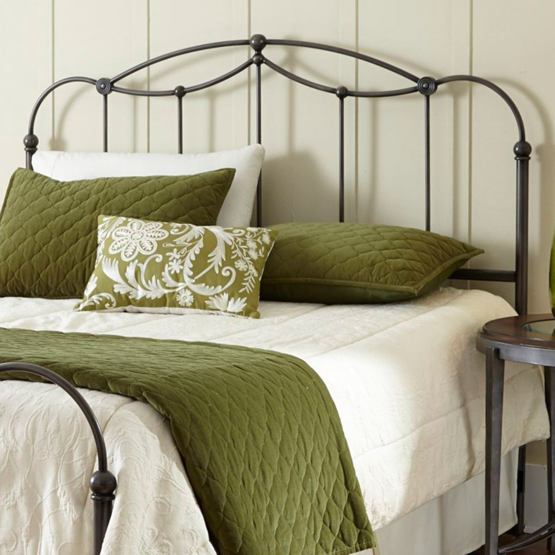 Fashion Bed Group Affinity Metal Headboard B12274 Bed