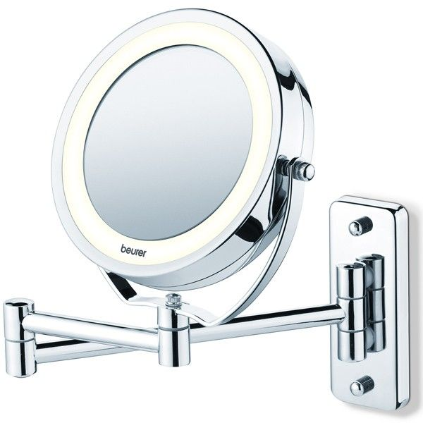 impressionnant miroir salle de bain grossissant lumineux mural