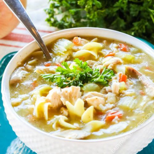 hubby's favorite soup this really is the best chicken