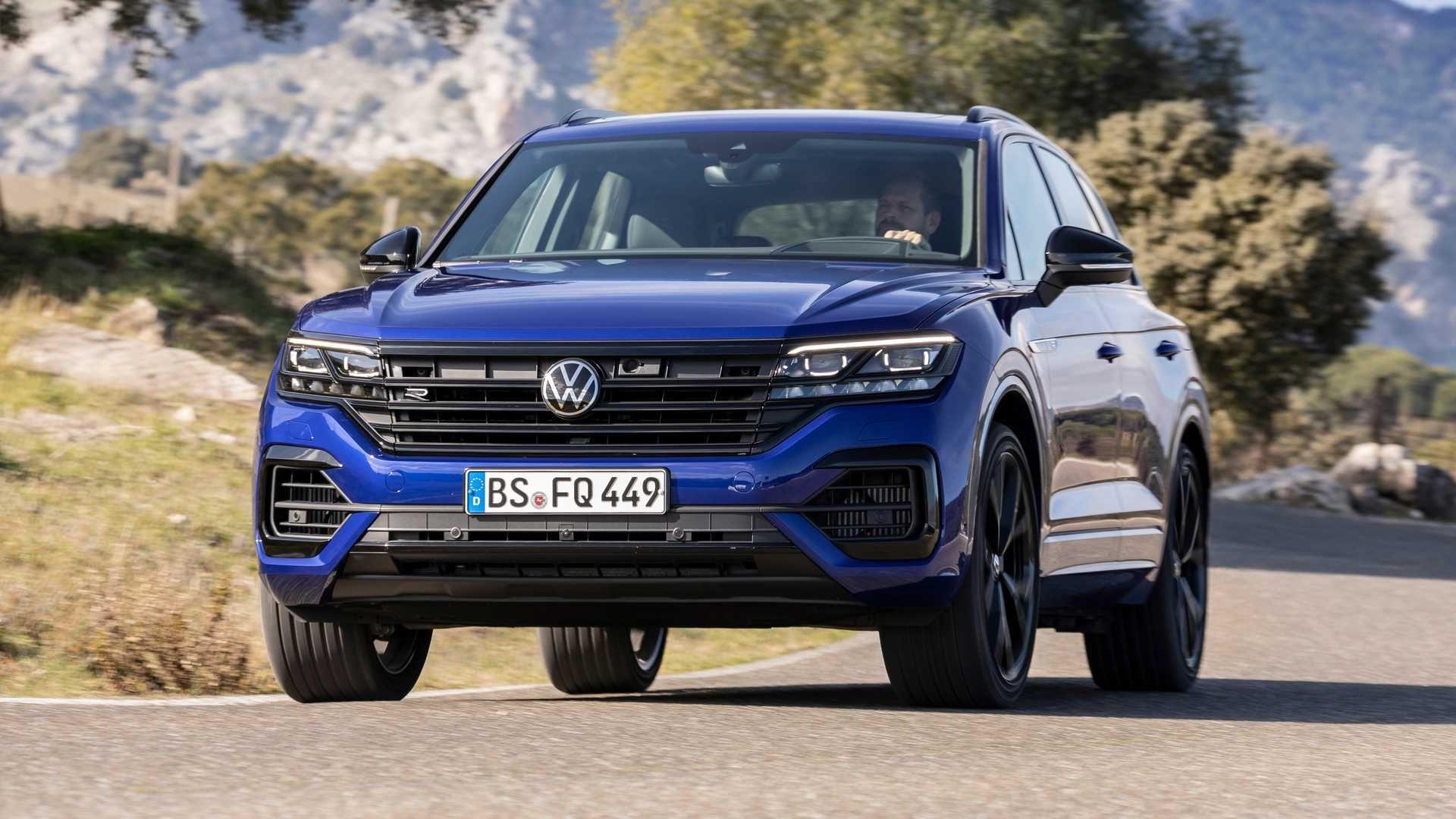 Touareg VW 2021 Rumors in 2020 Volkswagen touareg