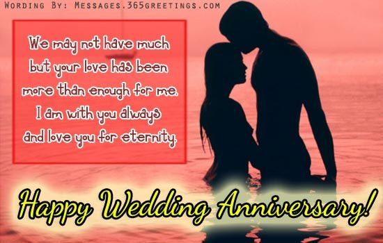 Anniversary Wishes For...