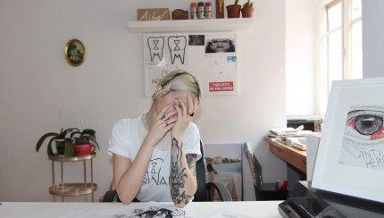 Patricia Aibar, creadora de Marie Tooth y creativa en Sofa Experience.