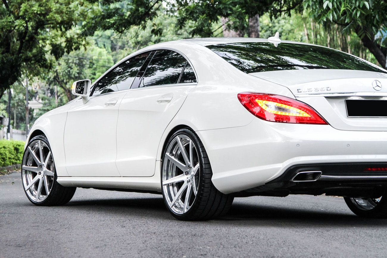 Mercedes Benz Cls350 W218 Adv 1 Wheels Mercedes Benz Benz Rims For Cars