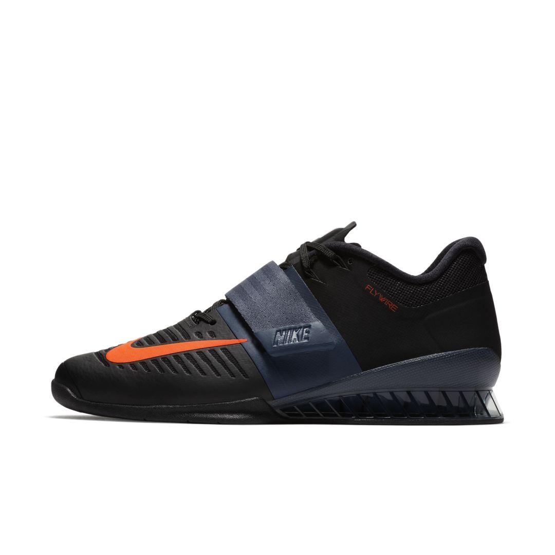 2d73501eed97 Nike Romaleos 3 Weightlifting/Powerlifting Shoe Size 6.5 (Black ...