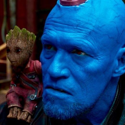 Michael Rooker As Yondu Gotgvol2 Michael Rooker S Instagram Guardians Of The Galaxy Marvel Movies Disney Marvel