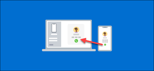 How To Make Calls From Windows 10 Using An Android Phone In 2021 Android Phone Phone Windows 10