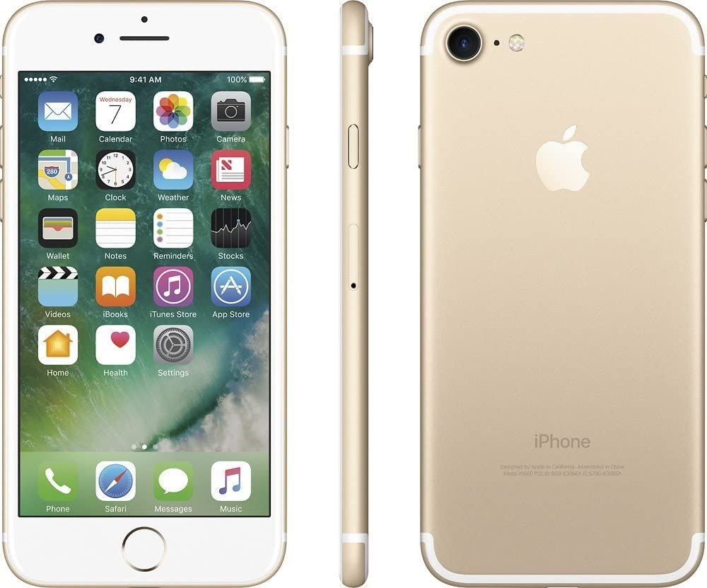 Apple Iphone 7 32gb Gold For At T T Mobile Renewed Apple Iphone Apple Iphone 7 32gb Iphone