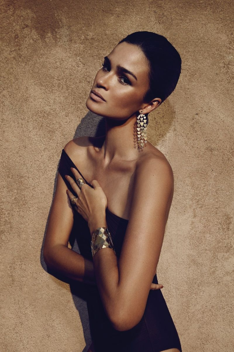 model cherish nudeams $$$$$ 3' Caroline Ribeiro by Renam Christofoletti in H. Stern