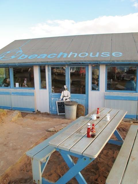 Read about my trip to The Beach House here:  http://www.decadentdrifter.com/the-beach-house/ #devon #lunch #beach #review #restaurant #food #blog