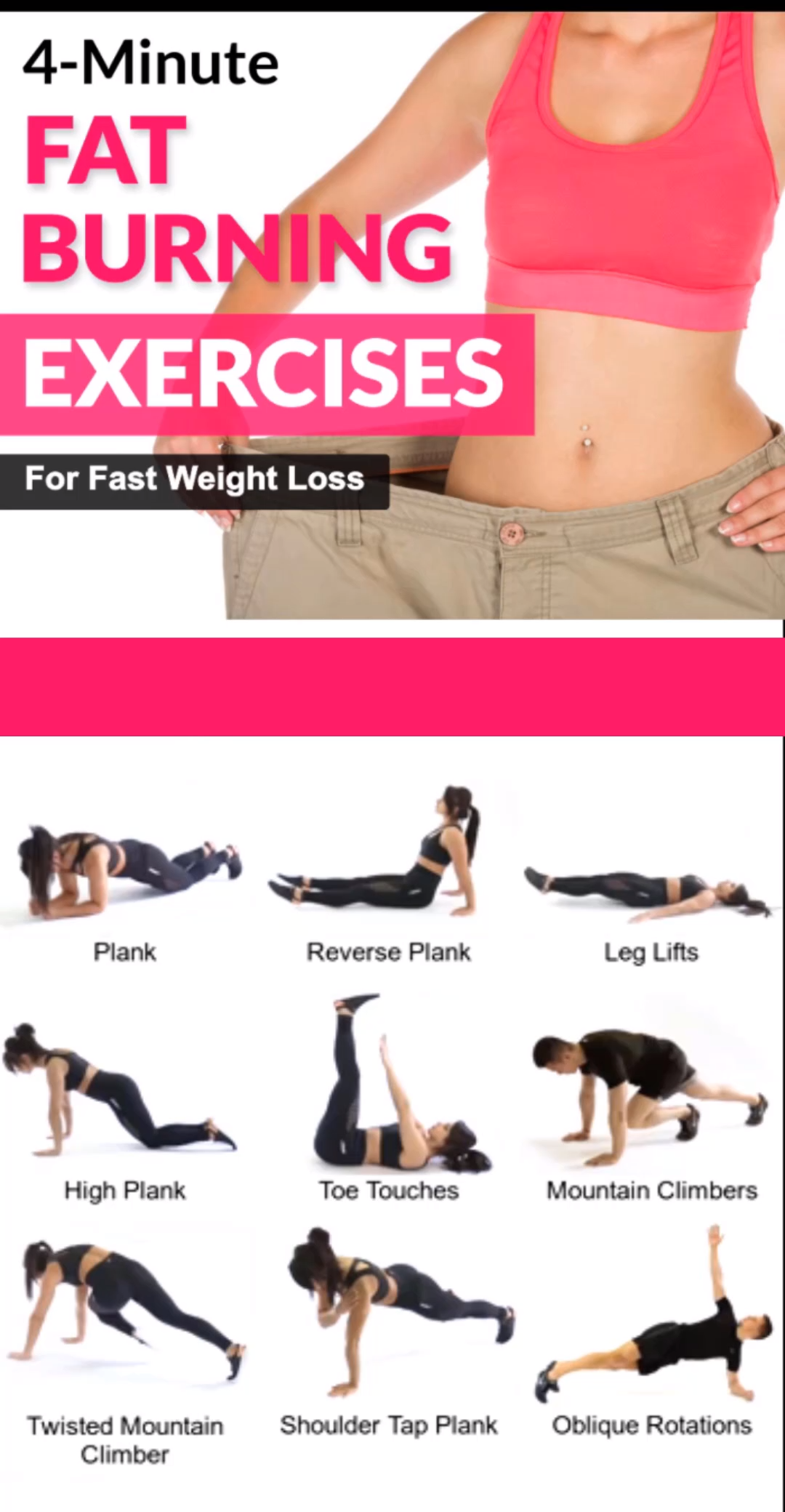 Fat Burning Workouts for Quick Fat Loss