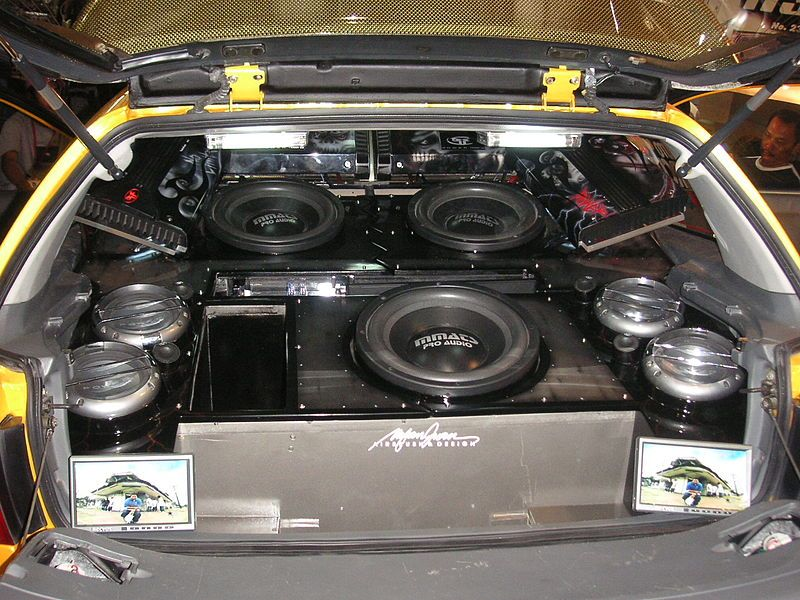SouthwestEngines Car Audio Technology Your Automobile Speakers - Cool car radios
