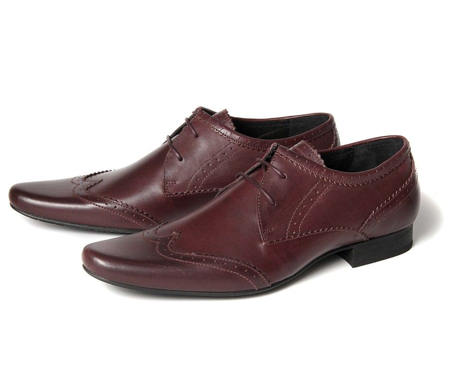 Mens H by Hudson Ellington New Dye Bordo Size 12. Find this Pin and more on men  shoes ...