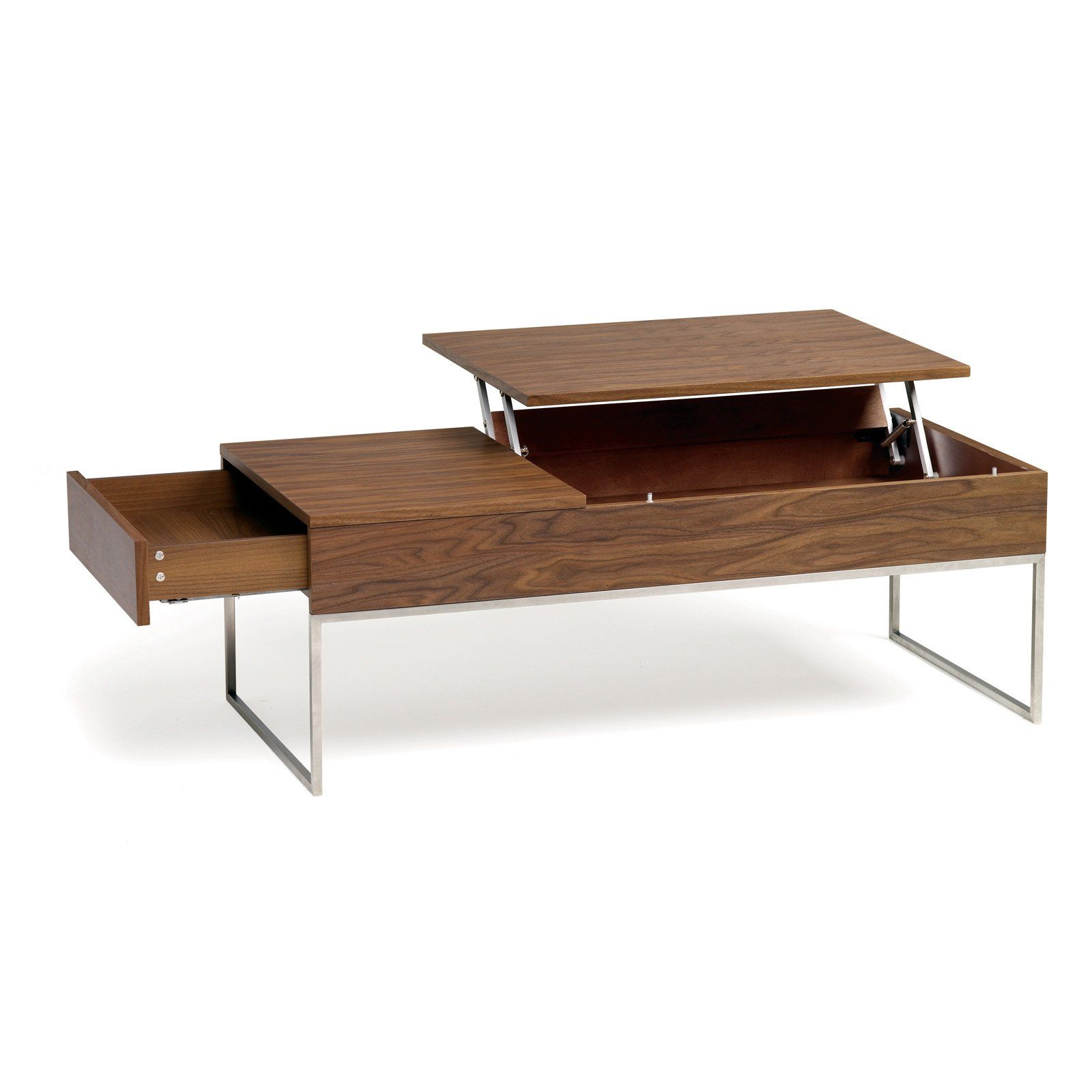 Have To Have It Nuevo Marlow Lift Top Coffee Table 1020 60 Coffee Table Walnut Coffee Table Ikea Lack Coffee Table
