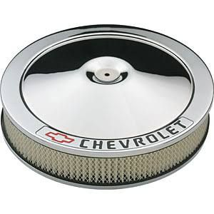 chrome valve cover with chevy stamp - Google Search