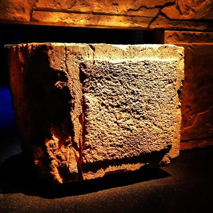 Did you know? The Western Wall, more commonly known as the Wailing Wall, is visited by thousands of travelers everyday who pray at this holy site and place notes and prayers into cracks in the wall. Visit the Dead Sea Scrolls exhibit at The Leonardo to place your own note on an actual stone from Jerusalem's Western Wall.