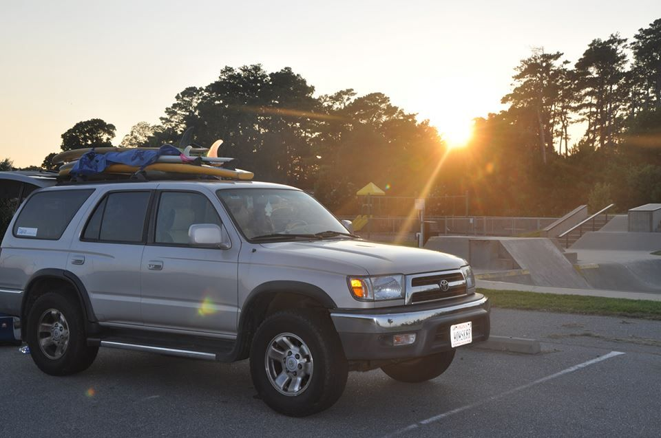 4 runner sunset surfboards skate 4runner, Surfboard, Suv