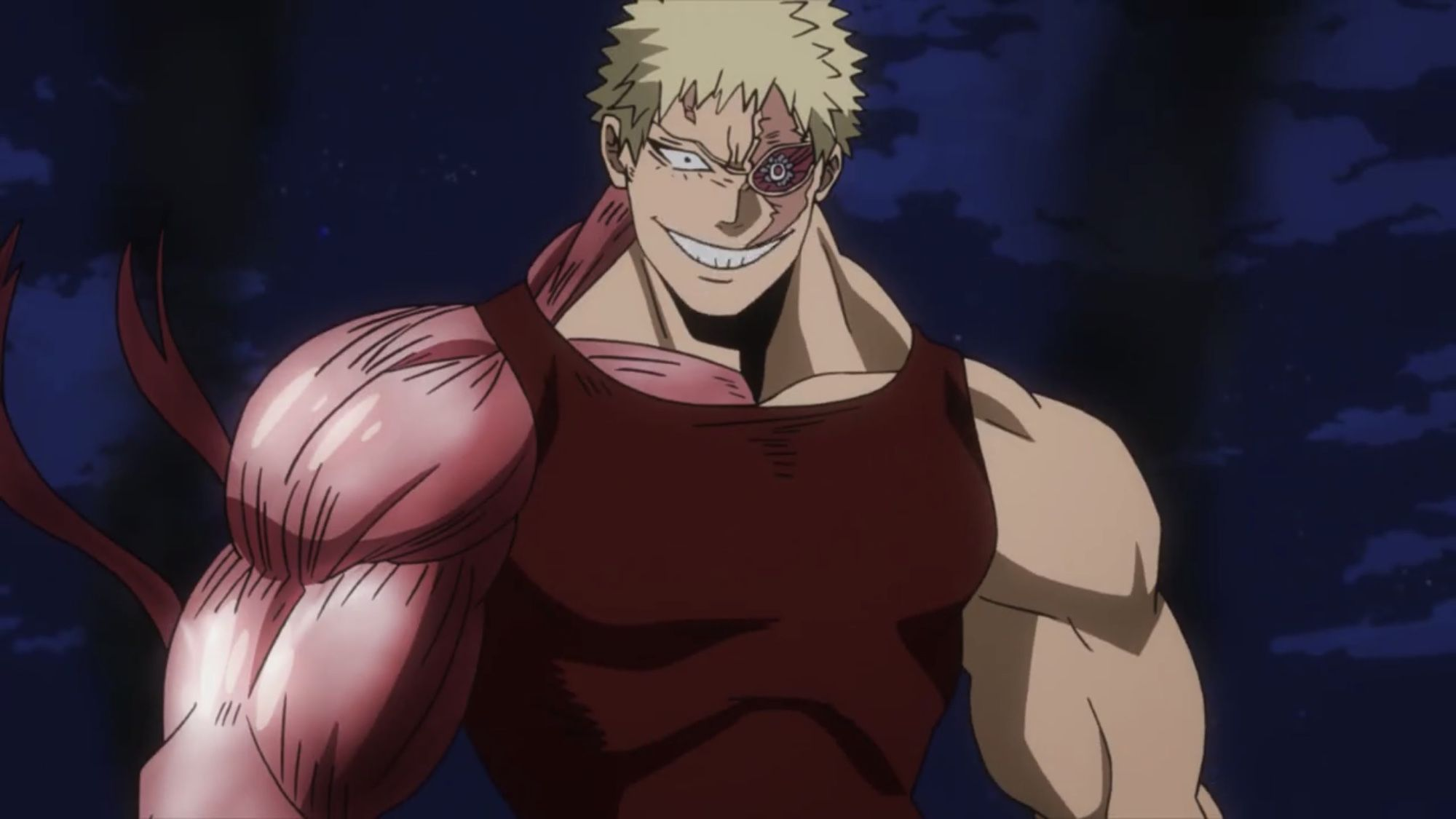 Muscular Boku No Hero Academia Boku No Hero Academia Hero My Hero