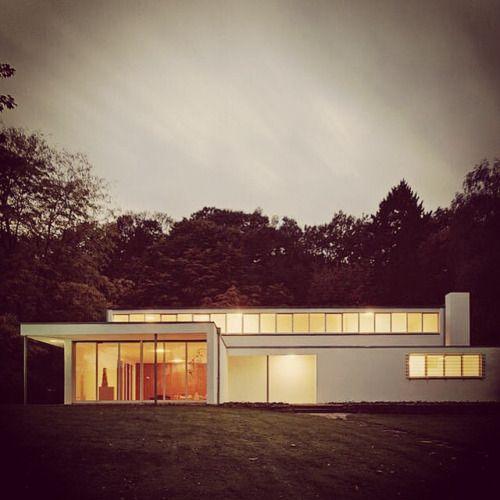 Villa Heusgen Krefeld, Germany Ludwig Mies van der