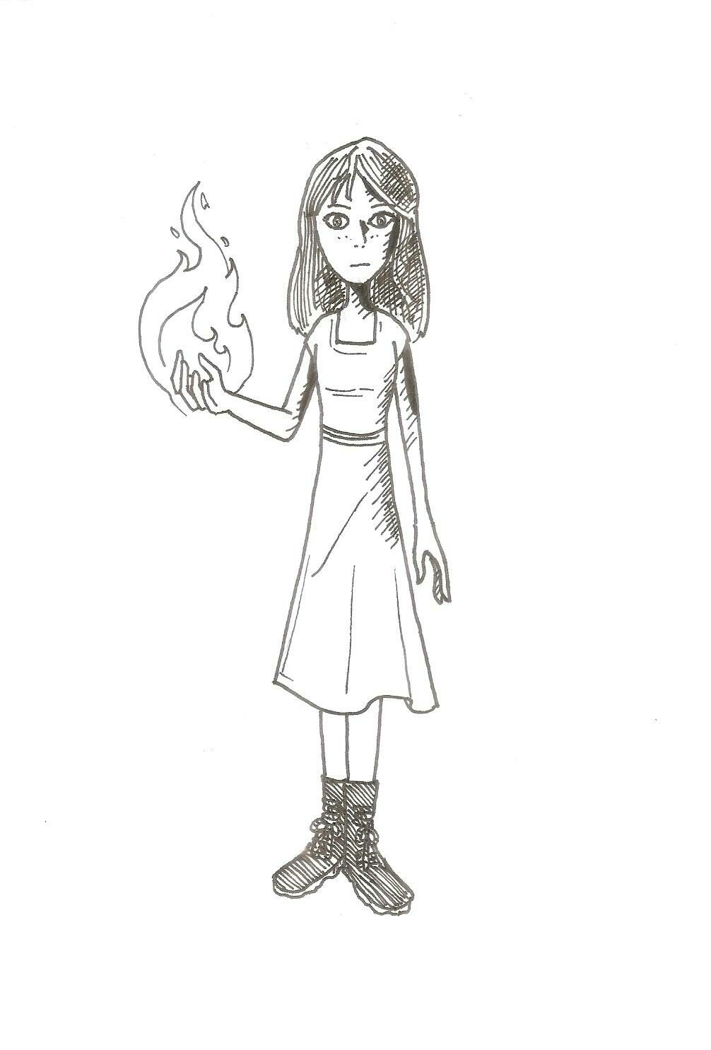Miss Peregrine's home for peculiar children. Emma Bloom.