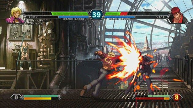 All 2 All Games Free Download The King Of Fighters Xiii Game Free