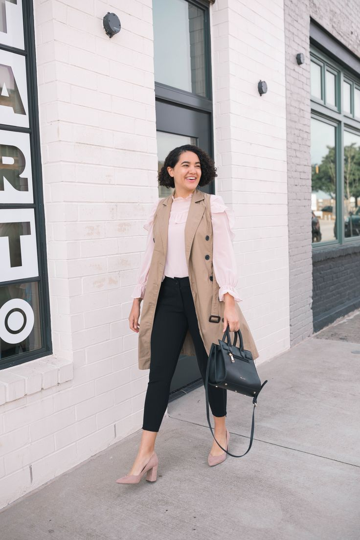 How to Get Your Work Wear Ready For Spring