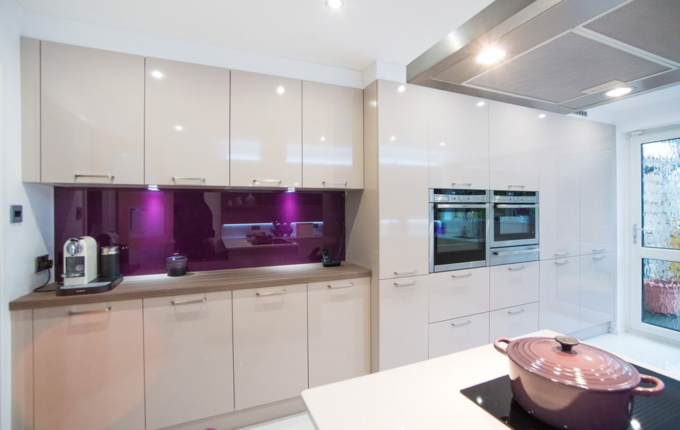 Pin by Ada on Favorit kitchens | Pinterest | Plum colour, Gray ...