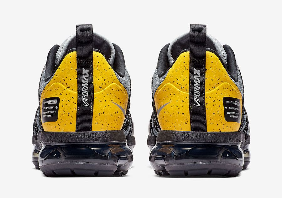 Nike Air VaporMax Run Utility Wolf Grey Amarillo AQ8810-010 ... 34bb695ecf