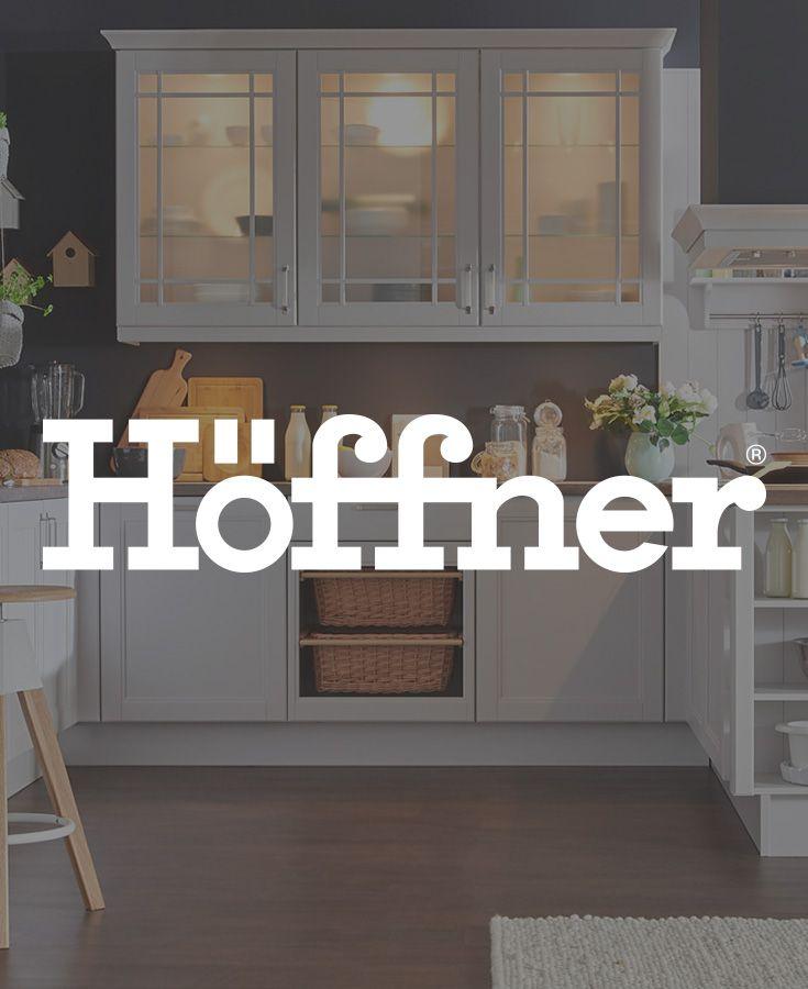 Egal ob Wohn-, Single- oder Muster- Küche, bei Höffner gibt es für ...
