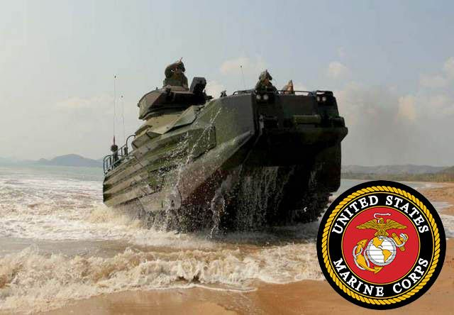 I was a Amphibious Assault Vehicle (AAV) Crewman in the Marine - marine corps resume