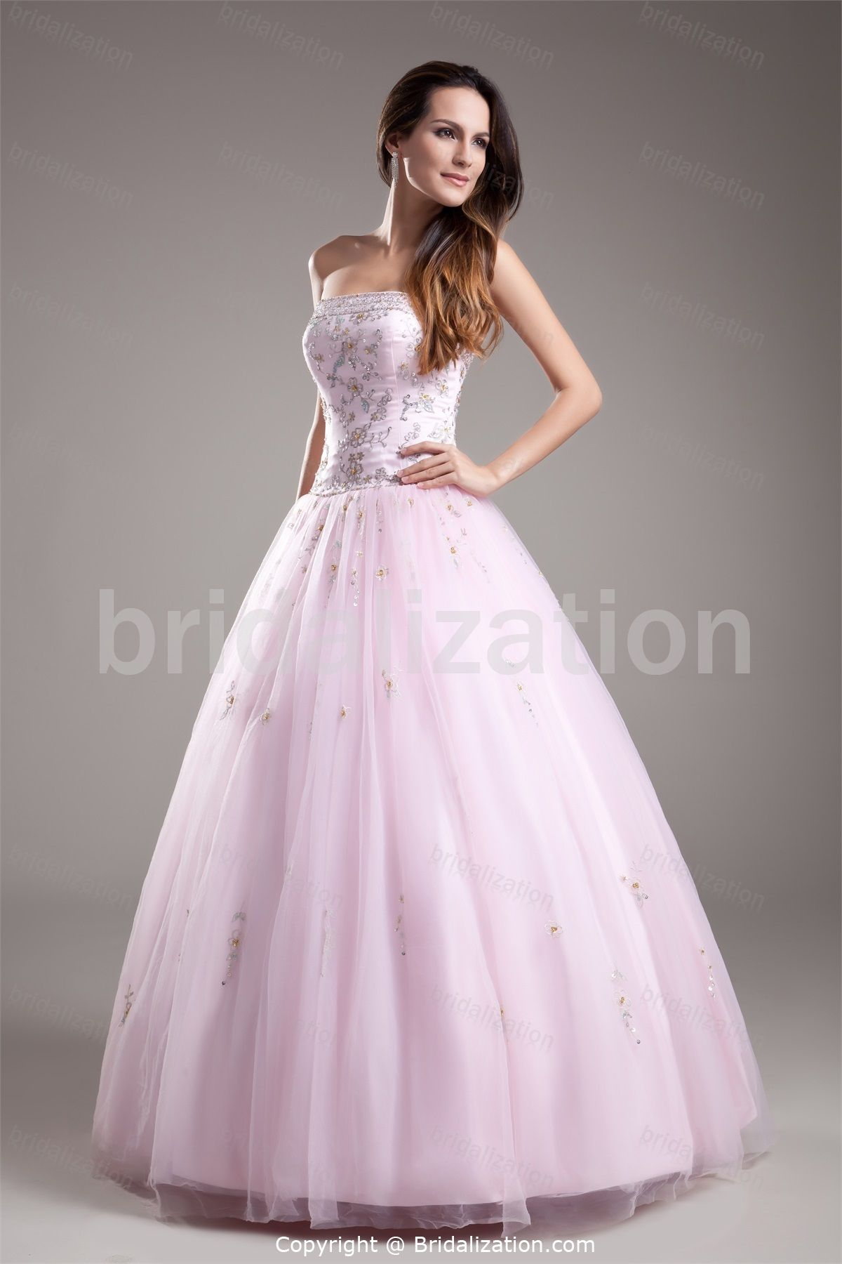 pink ball gown - Google Search | Dresses | Pinterest | Prom ...