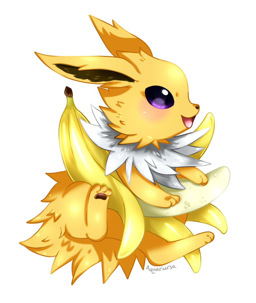 87d8d9c1 Fruity Jolteon by beanbunn.deviantart.com on @DeviantArt | Pokemon ...