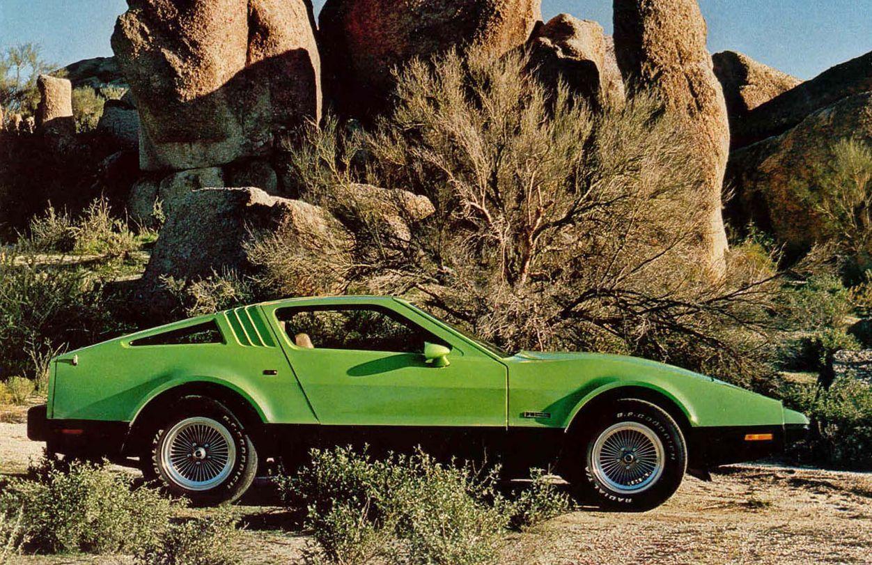 1975 Bricklin Sv 1 Bricklin Weird Cars Vintage Sports Cars